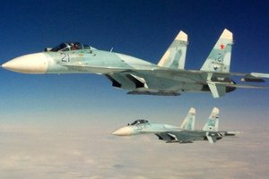 ВВС НАТО за неделю четыре раза сопровождали самолеты РФ