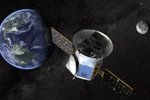 NASA начнет охоту за инопланетянами