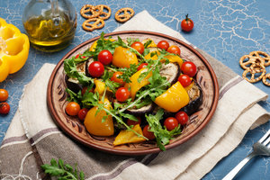 Овощи на гриле: секреты приготовления и рецепты