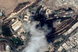 Сирийские повстанцы атаковали войска Асада в пригороде Дамаска