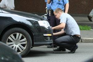 В Харькове копы устроили погоню за похитителем автономеров