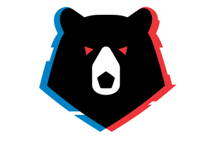 Медведь с горящими глазами станет символом российского футбола