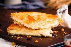 Как приготовить хачапури с тремя видами сыра
