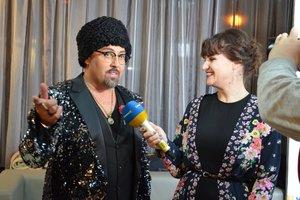 Диму Коляденко стащили со сцены на концерте Ирины Билык