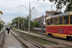 В Киеве надолго закроют три трамвайных маршрута