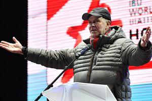 Россияне оплачивали главе Международного союза биатлонистов услуги проституток