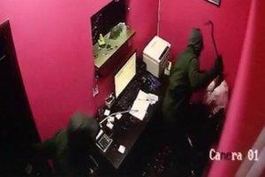 Ограбление лотерейных пунктов в Киеве: подозреваемых взяли под стражу