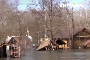 В России свирепствуют наводнения - хуже всего в Воронежской области