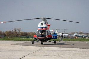 Новый украинский вертолет поднялся в небо: невероятное видео