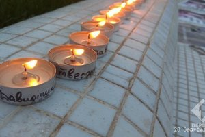 В Одессе собрались на митинг ради детей, страдающих от насилия в семье