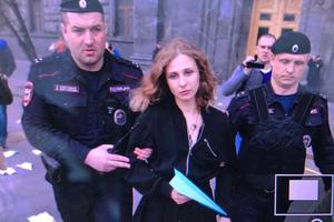 """""""Беспощадный русский бунт"""": соцсети развеселила акция против запрета Telegram"""