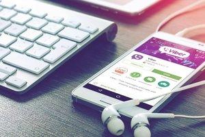 В России перестал работать Viber