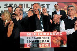 Президентом Черногории стал прозападный кандидат Джуканович