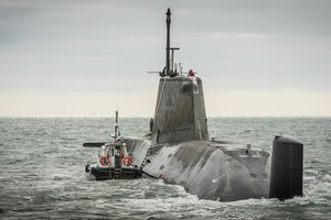 Флот РФ заблокировал британскую  субмарину с ракетами на борту - СМИ
