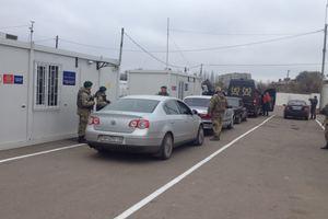 Жебривский объяснил, что означает модернизация пунктов пропуска на Донбассе