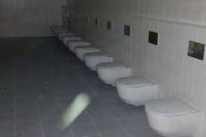 В России снова опозорились с туалетами - на стадионе ЧМ-2018 они без перегородок