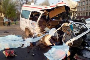 Страшное ДТП в Кривом Роге: появились новые фото и данные о пострадавших