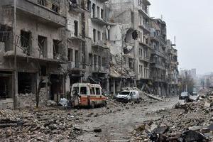 США бьют точно в цель, а РФ стирает города: в сети показали разницу ударов по Дамаску и Алеппо