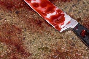 Пьяная женщина устроила поножовщину и зарезала брата