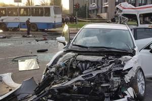 После аварии в Кривом Роге полиция ужесточит контроль на дорогах Украины