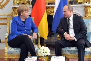 """Путин и Меркель обсудили """"Северный поток – 2"""" и Сирию: детали разговора"""