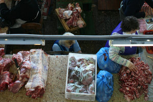 Украина побила рекорд по закупке импортного мяса