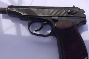 В Запорожье задержали россиянина с оружием и наркотиками