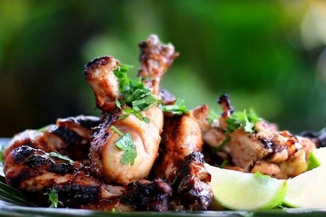 Барбекю из курицы Фото: pixabay.com