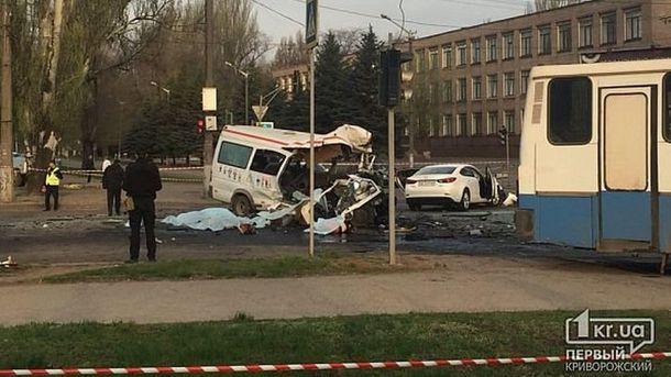 В жутком ДТП в Кривом Роге погибли металлурги: подробности
