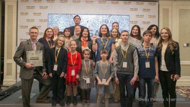 Больше всего помощи мирным жителям Донбасса оказывает Штаб Рината Ахметова