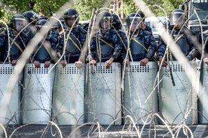 Полиция Армении: для разгона митинга имеются все основания