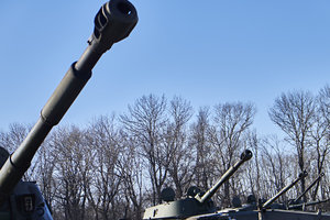 Боевики на Донбассе применили запрещенную артиллерию и минометы, у ВСУ потери