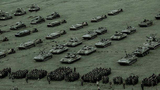 Украина поднялась в рейтинге сильнейших армий мира