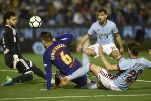 """Онлайн 33 тура чемпионата Испании: """"Барселона"""" теряет очки и дарит шанс преследователям"""