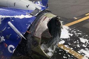 Из-за возгорания двигателя самолета в США погиб человек