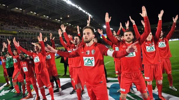 ПСЖ благодаря дублю Мбаппе обыгрывает «Кан» ивыходит вфинал Кубка Франции