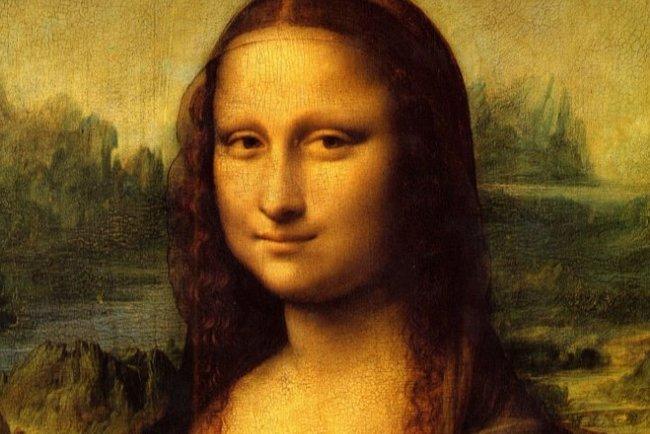 мона лиза картинка