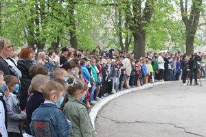 В Запорожье 600 ученикам рассказали, как быстро покинуть школу