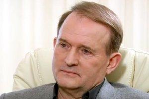 Медведчук рассказал о своей встрече с Путиным