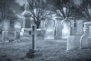 В Одесской области произошло убийство на кладбище