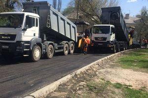 Большие пробки: где в Киеве сейчас ремонтируют дороги