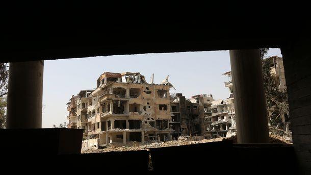 Франция сообщила , что специалисты  ОЗХО «застряли» вДамаске