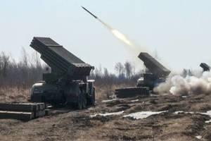 """Боевики впервые в этом году ударили из """"Градов"""": украинские военные понесли потери"""