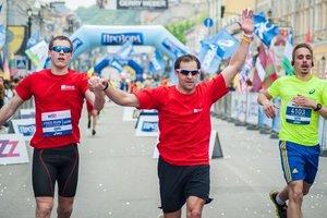 Kyiv Half Marathon: как будут бежать атлеты и где перекроют дороги (инфографика)