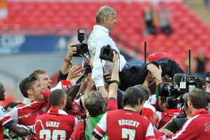 """Что Арсен Венгер сказал на прощание: цитаты из заявления тренера """"Арсенала"""""""