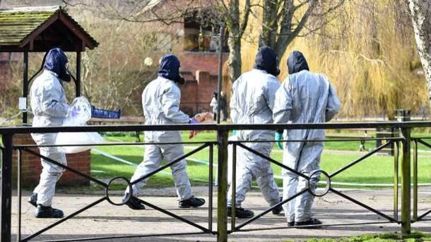 Милиция определила основных подозреваемых впокушении наСкрипалей— Telegraph