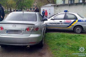 В Запорожье раскрыли подробности погони за водителем, сбившим трех пешеходов