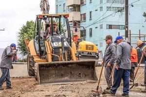 Проверка ремонта дорог в Украине: Луценко сообщил о хищениях средств в Одесской области