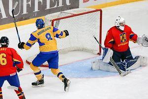 Сборная Украины выиграла чемпионат мира по хоккею в Киеве