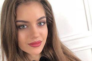 """""""Мисс Украина"""" Александра Кучеренко порадовала чувственным снимком"""